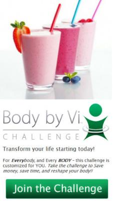 WHAT IS THE BODY BY VI CHALLENGE?, saskatoon
